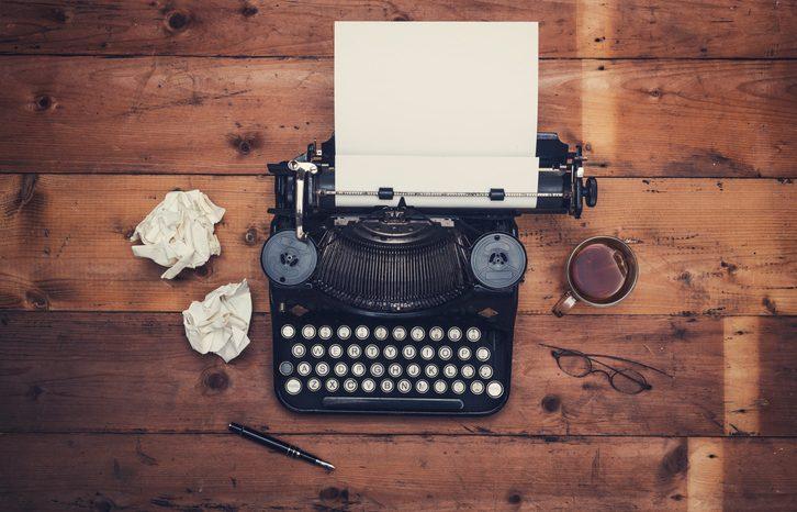 Arbeta som författare